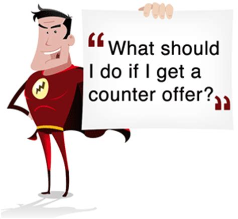 How to write a counter offer letter for employment